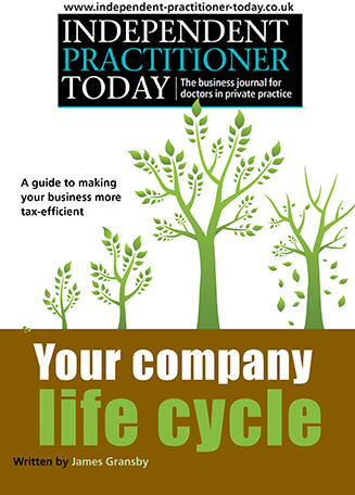 Company Life Cycle tax guide front