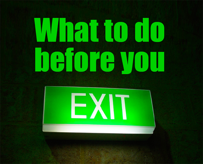 What To Do Before You Exit Independent Practitioner Today