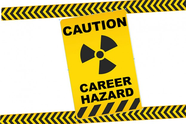 Career hazard slider