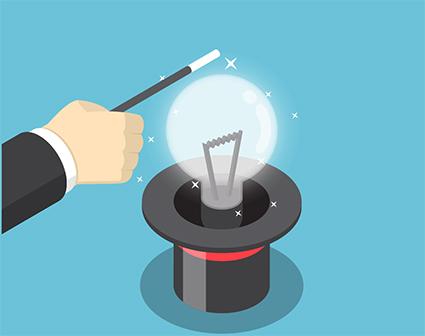 Magic entrepreneur main