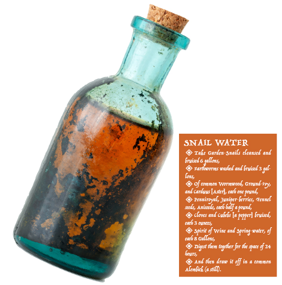Snail water