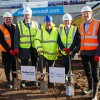 MERCURY PRESS 08/01/19 LIVERPOOL, UK. (Pictured: Images from the Rutherford Diagnostics ground breaking event in Liverpool)