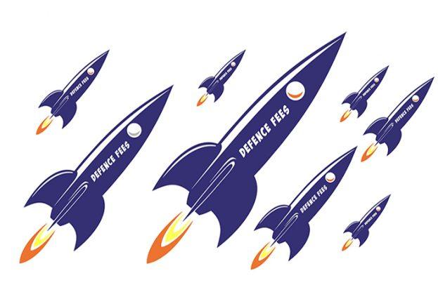 Rockets slider